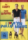 I LOVE YOU PHILLIP MORRIS - DVD - Komödie