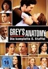 GREY`S ANATOMY - STAFFEL 5 [7 DVDS] - DVD - Unterhaltung
