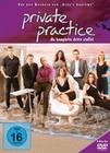 PRIVATE PRACTICE - STAFFEL 3 [6 DVDS] - DVD - Unterhaltung