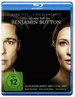 DER SELTSAME FALL DES BENJAMIN BUTTON - BLU-RAY - Unterhaltung