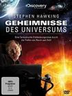 STEPHEN HAWKING - GEHEIMNISSE DES UNIVERSUMS - DVD - Erde & Universum