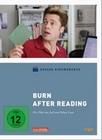 BURN AFTER READING - WER ... - GROSSE KINOMOMENTE - DVD - Unterhaltung