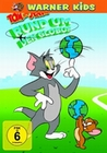 TOM & JERRY - RUND UM DEN GLOBUS - WARNER KIDS - DVD - Kinder