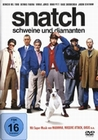 SNATCH - SCHWEINE UND DIAMANTEN - DVD - Thriller & Krimi