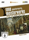1000 MEISTERWERKE - MUSEE DU LOUVRE - DVD - Kunst
