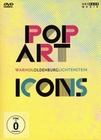 POP ART ICONS -WARHOL/LICHTENST./OLD. [3 DVDS] - DVD - Biographie / Portrait
