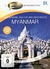 MYANMAR - LEBENSWEISE, KULTUR UND GESCH./FERNWEH - DVD - Reise