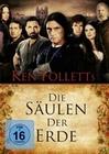 DIE SÄULEN DER ERDE [4 DVDS] - DVD - Monumental / Historienfilm