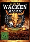 LIVE AT WACKEN 2009 - 20TH ANNIVERSARY [3 DVDS] - DVD - Musik