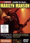 LEARN TO PLAY MARILYN MANSON - DVD - Hobby & Freizeit