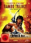 RAMBO - TRILOGY [MP] [6 DVDS] - DVD - Action