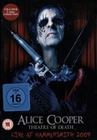 ALICE COOPER - THEATRE OF DEATH/LIVE... (+ CD) - DVD - Musik