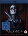 ALICE COOPER - THEATRE OF DEATH/LIVE AT HAMMER.. - BLU-RAY - Musik