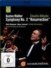 GUSTAV MAHLER - SYMPHONIE NR. 2/RESURRECTION - BLU-RAY - Musik
