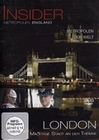 INSIDER METROPOLEN - ENGLAND: LONDON - DVD - Reise