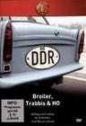 DIE DDR - BROILER, TRABBIS & HO - DVD - Geschichte