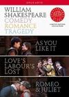 WILLIAM SHAKESPEARE - COMEDY/ROMANCE/TRAG. [LE] - DVD - Musik