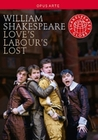WILLIAM SHAKESPEARE - LOVE`S LABOUR`S LOST - DVD - Musik