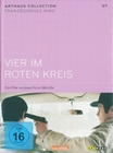 VIER IM ROTEN KREIS - ARTHAUS COLL. FRZ. KINO - DVD - Thriller & Krimi