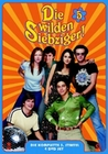 DIE WILDEN SIEBZIGER! - STAFFEL 5 [4 DVDS] - DVD - Comedy