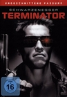 TERMINATOR 1 - UNCUT - DVD - Action