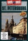 ST. PETERSBURG/MOSKAU - WELTWEIT [2 DVDS] - DVD - Reise