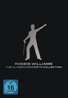 ROBBIE WILLIAMS - THE CLASSIC CON... [4 DVDS] - DVD - Musik