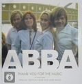 ABBA - THANK YOU FOR THE ... [4 DVDS] (+ BUCH) - DVD - Musik