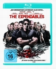 THE EXPENDABLES - BLU-RAY - Action