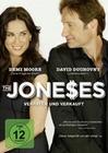 THE JONESES - VERRATEN UND VERKAUFT - DVD - Komödie