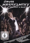 DAVID HASSELHOFF - THE HOFF IS BACK - DVD - Musik