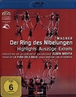 RICHARD WAGNER - DER RING DES NIB../HIGHLIGHTS - BLU-RAY - Musik