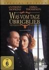 WAS VOM TAGE ÜBRIGBLIEB - SPECIAL EDITION - DVD - Unterhaltung