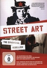 STREET ART - THE EPHEMERAL REBELLION - DVD - Kunst