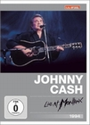 JOHNNY CASH - LIVE AT MONTREUX 1994 - KULTURSP.. - DVD - Musik
