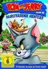 TOM & JERRY - HAARSTRÄUBENDE ABENTEUER VOL. 1 - DVD - Kinder