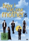 HOW I MET YOUR MOTHER - SEASON 5 [3 DVDS] - DVD - Comedy