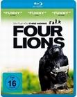 FOUR LIONS - BLU-RAY - Komödie