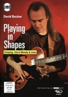 DAVID BECKER - PLAYING IN SHAPES: COM.. (+ BUCH) - DVD - Hobby & Freizeit