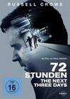 72 STUNDEN - THE NEXT THREE DAYS - DVD - Thriller & Krimi