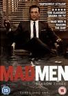 MAD MEN - SEASON 3 [3 DVDS] - DVD - Unterhaltung