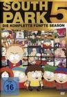 SOUTH PARK - SEASON 5 [3 DVDS] - DVD - Comedy