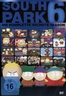 SOUTH PARK - SEASON 6 [3 DVDS] - DVD - Comedy