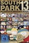 SOUTH PARK - SEASON 13 [3 DVDS] - DVD - Comedy