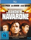 DIE KANONEN VON NAVARONE - BLU-RAY - Kriegsfilm
