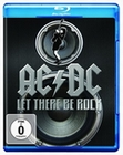 AC/DC - LET THERE BE ROCK - BLU-RAY - Musik