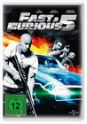 FAST & FURIOUS 5 - DVD - Action