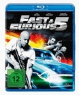 FAST & FURIOUS 5 - BLU-RAY - Action