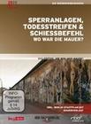 SPERRANLAGEN, TODESSTREIFEN&SCHIESSBEFEHL - WO.. - DVD - Geschichte