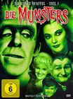Die Munsters - Staffel 1 / Teil 1 [3 DVDs]